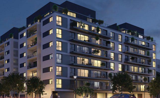 פרויקט PRAZON יוצר את השילוב האידיאלי שבין דירה תל-אביבית אורבאנית לבין בית משפחתי גדול וחמים