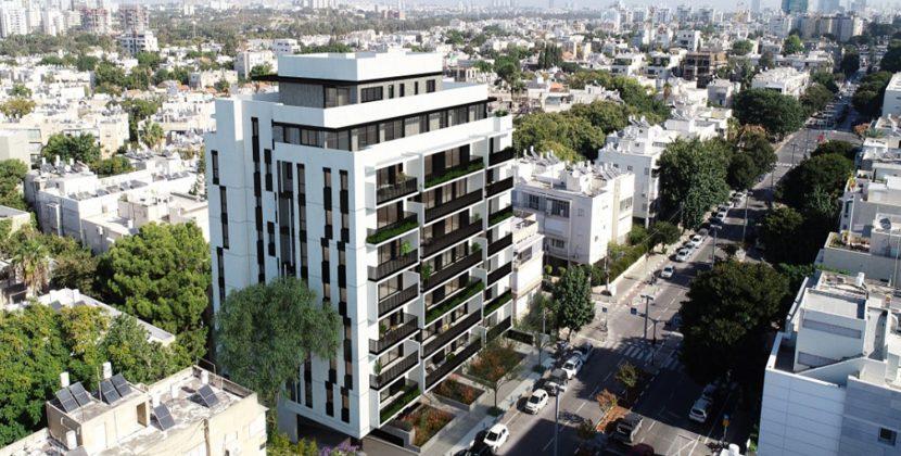 פרויקט חדש בצפון תל אביב מבית אנשי העיר: פנקס 11-13