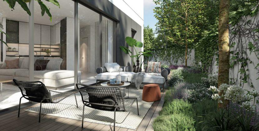 חולמים לגור בבית פרטי בתל אביב? פרויקט דירות גן של אנשי העיר בדיוק בשבילכם
