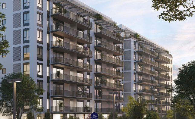 """פרויקט חדש של חברת אקרו נדל""""ן – מתחם מגורים יוקרתי בצפון החדש של תל אביב"""